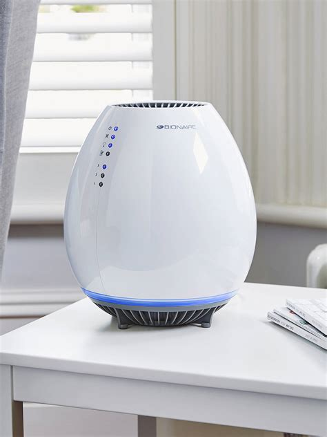 bionaire bap air purifier white  john lewis partners