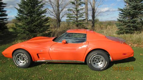sell used 1975 chevy corvette stingray coupe l82 4 spd t tops 83k direct auto in stafford 1977 chevy corvette 1974 1975 1976 1978 1979 1980 stingray l48 l82 rat rod classic chevrolet