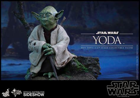 Toys Mms369 Wars Episode V Jedi Master Yoda 1 6 Figure yoda toys 902738 wars figure
