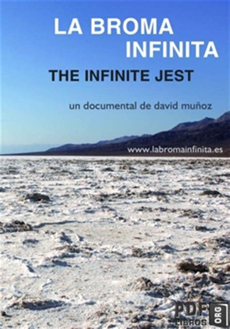 leer libro la broma infinita en linea para descargar la broma infinita david foster wallace libros pdf en pdflibros org