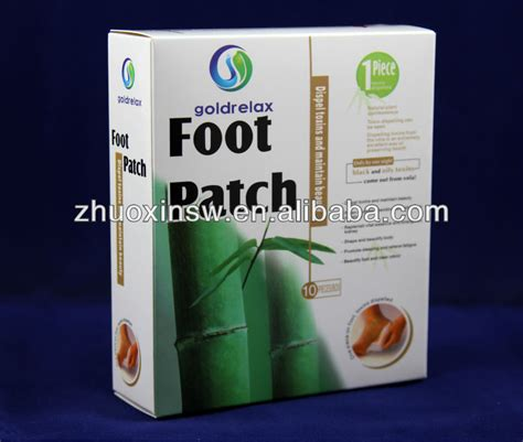Korean Foot Patch Detox Review by Korean Detox Foot Patch With Tree Vinegar Buy