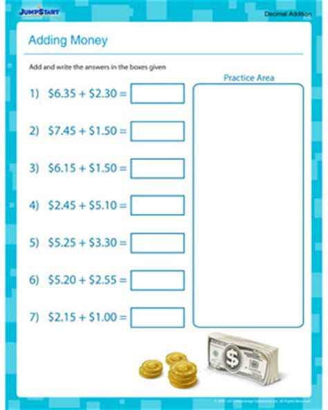 Collections Of Jumpstart Math Easy Worksheet Ideas 17812810815