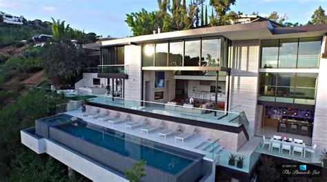 modern house hollywood hills zion star