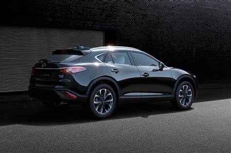 mazda cx 4 crossover revealed in beijing exclusive to