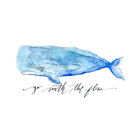 pinterest atfaithkimberly watercolor whale watercolor