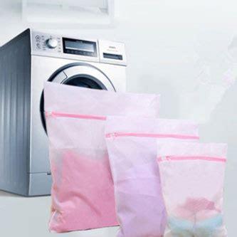 Mesin Cuci Laundry Kapsul tas laundry mesin cuci 3pcs transparent