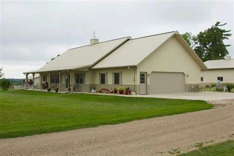 pole barn houses floor plans pole barn dream home pinterest