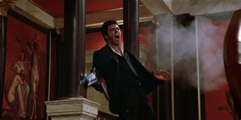 scarface bathroom scene 10 classic movie endings eddie s take jordan and eddie