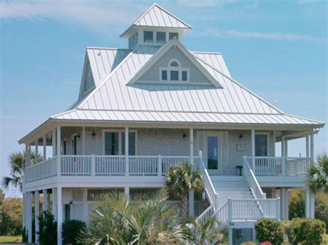 Small Coastal Home Plans by Small House Plans On Pilings Simple Small House