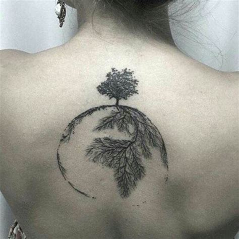 best 25 earth tattoo ideas that you will like on