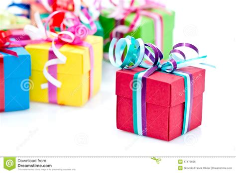 colorful ribbons presents the orange journey the beginning volume 1 books colorful gifts box stock photo image of green give