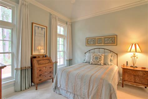 Sea Salt Sherwin Williams Bedroom by Sherwin Williams Sea Salt Bedroom Traditional With Carpeting Bedding