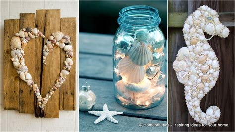 Bohemian Home Decor Ideas by 21 Beautifully Ingenious Sea Shell Projects To Consider On