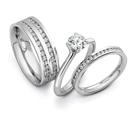 why choose platinum for your engagement ring