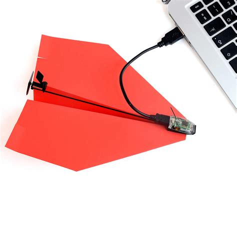 How To Make A Remote Paper Plane - powerup 3 0 app controlled r c paper airplane the