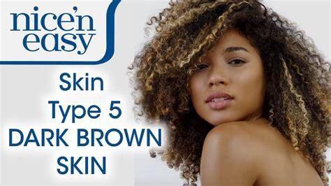 Best Hair Colour For Dark Brown Skin Tones Hair Colour Best Hair Colour For African Skin