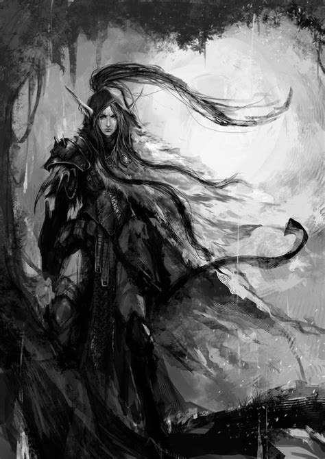 Huntress by muju on DeviantArt