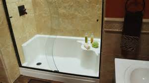 Bath To Shower Conversion Tub To Shower Conversion The Refreshing Remodelbathroom