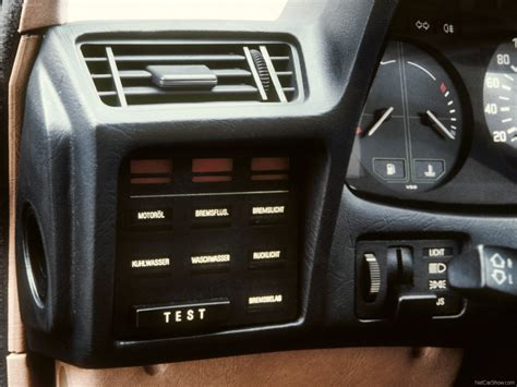 auto air conditioning service 1998 bmw 7 series parental controls bmw 7 series 1977 picture 17 of 17