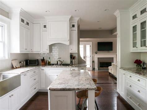 Narrow Kitchen Countertops by Narrow Kitchen Island Rustic With Tile Backsplash