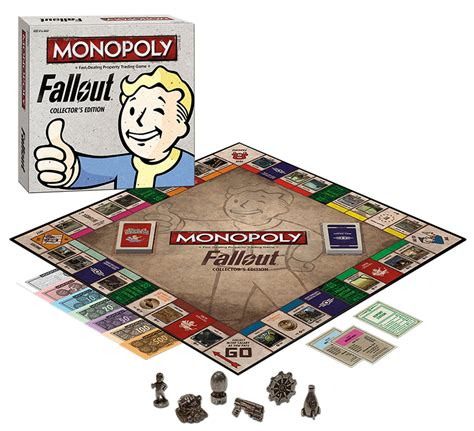 When Can You Buy Houses In Monopoly by Monopoly Fallout Collector S Edition Only At Gamestop