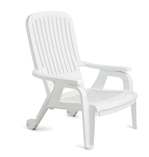 plastic poolside chairs pool furniture supply bahia plastic resin deck chair