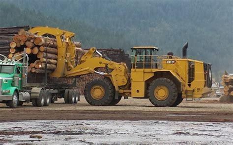 Caterpillar Aa minimovers scalemodels 988k log loader