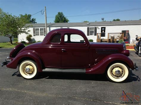 36 ford coupe 1935 36 ford 3 window coupe for sale autos post