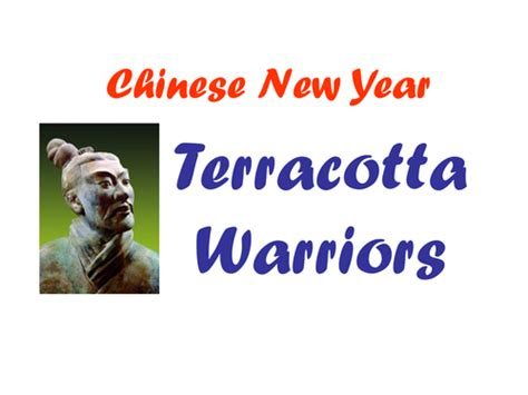 warriors new year meaning new year terracotta warriors by bgreen73