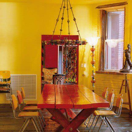 cuisine proven軋le jaune une d 233 co jaune lumineuse
