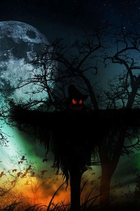 evil scarecrow pictures   images  facebook