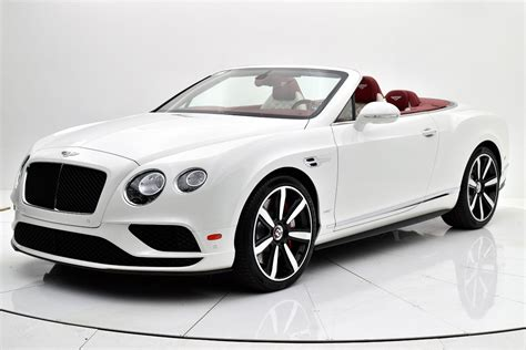 bentley price usa new 2017 bentley continental gt v8 s convertible for sale