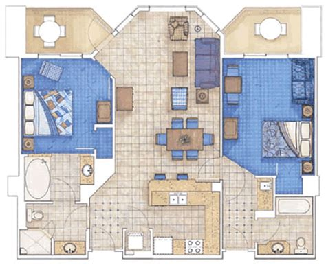 marriott aruba surf club floor plan aruba or surf marriott rewards 174 insiders
