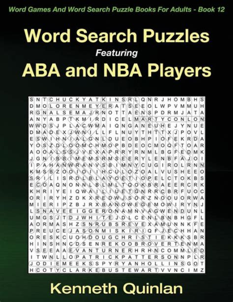 free printable word search nba players word search puzzles featuring aba and nba players by