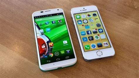 5 ways the moto x beats the iphone 5s