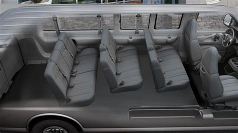 Chevy Express Interior cc drive report 2004 to 2015 chevrolet express 3500