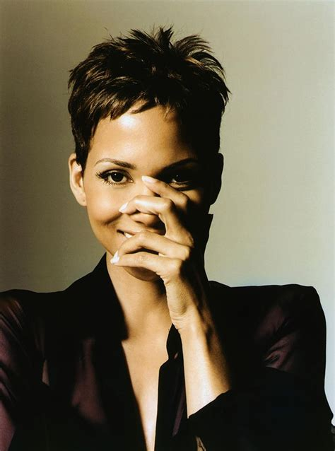 harry berry hairstyle 174 best images about halle beautiful berry on pinterest
