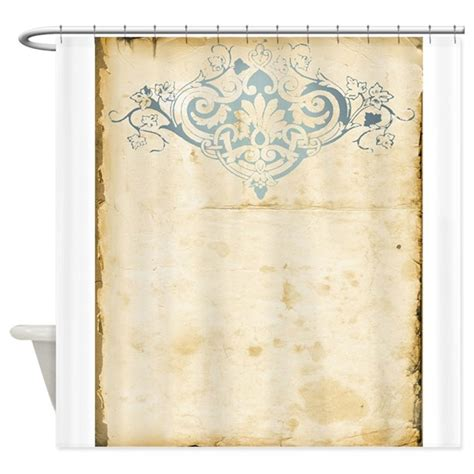 shower curtain vintage vintage damask scroll shower curtain by weddinglittletreasures