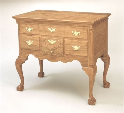 Lowboy Furniture by Handmade Chapin Lowboy By Kauffman Furniture
