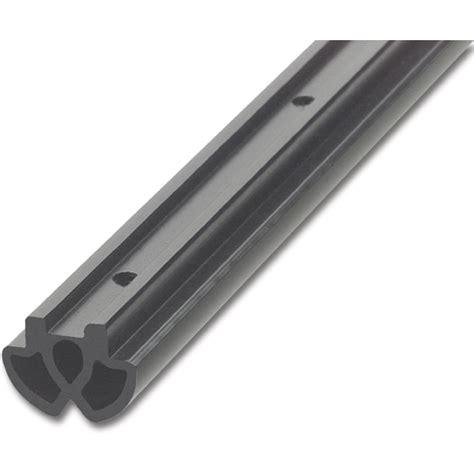 prisma lade kabelschiene prisma l 228 nge 1152 mm kunststoff schwarz