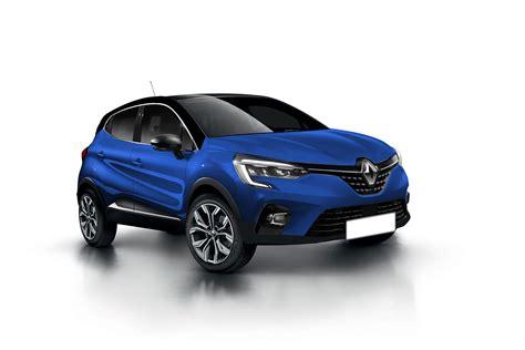 Renault Captur 2020 by 2020 Renault Captur Rendered With Clio Inspiration