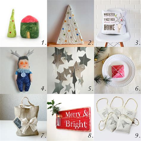 handmade decor for home 9 beautiful handmade decorations for christmas we are unique