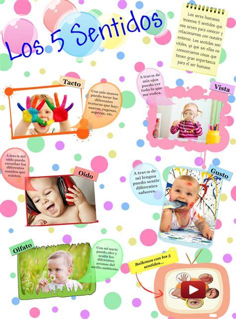 imagenes infantiles sobre los sentidos imagenes cinco sentidos imagui