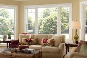 Valances For Bay Windows Double Hung Replacement Windows Simonton Windows Amp Doors