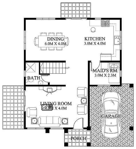 modern style floor plans phenomenal luxury philippines house plan amazing