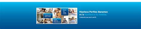 respalda2 fovissste credito hipotecario respalda2 hipoteca perfiles banamex banamex com
