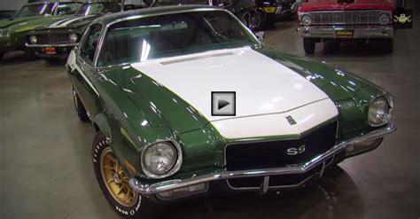 1970 camaro ss 454 harrell 1970 chevrolet camaro 454 cars