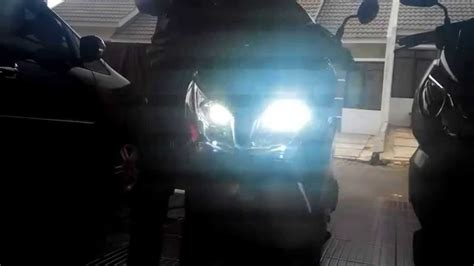 Lu Led New Vario 125 vario 125 iss pakai led 3 sisi