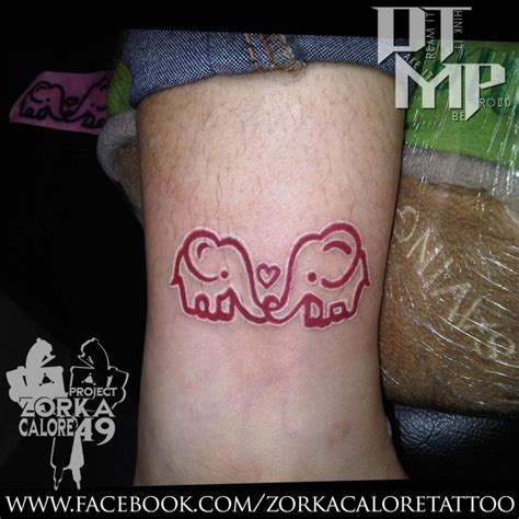 pink elephant tattoo reviews 50 original elephant tattoo designs 7 is genius