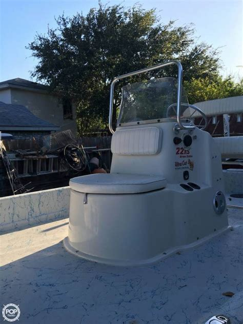 majek boats ultra cat 2009 used majek ultra cat 22 flats fishing boat for sale